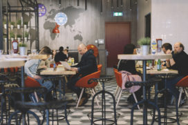 HMSHost opent fastfoodconcepten in Designer Outlet Roermond