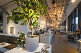 Horecainterieur: Cortenaer in Den Haag