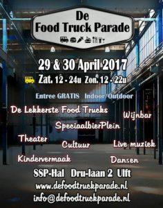 De Food Truck Parade