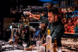 'Sustainability' thema Diageo Bartender of the Year 2017