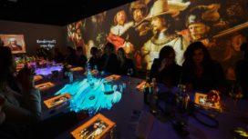 Al 4000 bezoekers voor concept 'digitaal dineren' Dinner in Motion