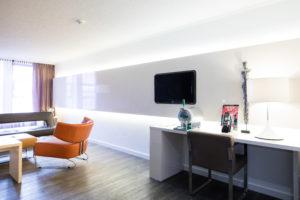 Horecainterieur: Transformatie voor The Albus Hotel Amsterdam