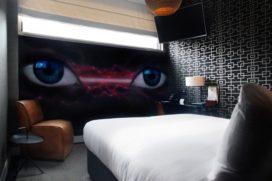 Street Art Rooms in DoubleTree by Hilton