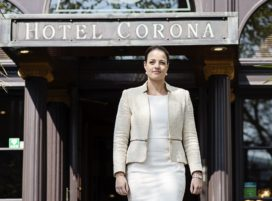 Mariëlle van der Hilst–de Haas nieuwe gm Corona Den Haag