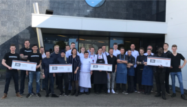 Gastronomixs: finalisten beste nouvelle streetfood