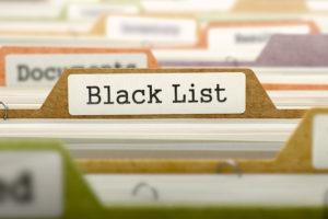 De Stelling: Zwarte lijst maken van no-showgasten is zinloos