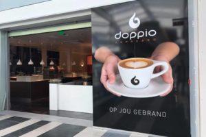 Doppio Espresso opent 30e locatie in Maassluis