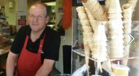Vincent Gasseling: traditionele snackbar blijft