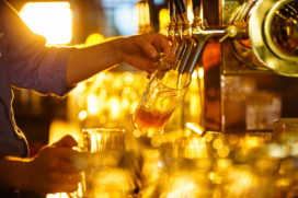 De Stelling: Als ondernemer moet je baas op eigen biertap zijn