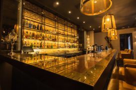 Best Hotel Bar Award: The Tailor beste hotelbar van Amsterdam