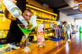 Horecainterieur: Food- en cocktailbar LouLou opent deuren in Amsterdam