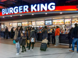 Horeca Top 100 2017 nummer 19: Burger King