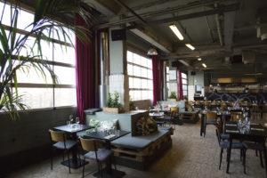 Atelier Bar en Restaurant Amsterdam