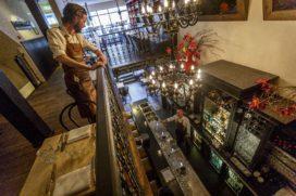 Reportage Wijnbar het Eigendom: 'na vier jaar beste van Nederland'
