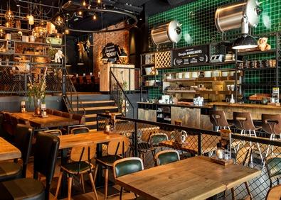 Restaurant de beren van ad schaap in zwolle opent op 23 mei for Bios rotterdam