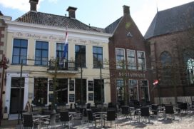 Twee Friese hotels failliet