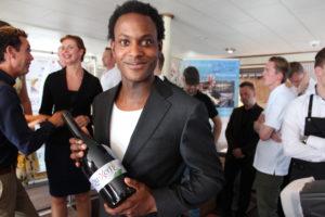 Lendl Mijnhijmer wint Wine Making Challenge tijdens Slag op de Schelde