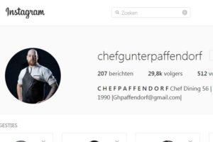 Meer halen uit Instagram? Tips van een chef-kok met 30.000 volgers