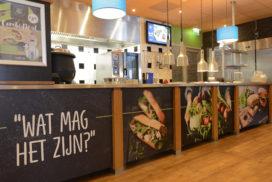 Formule Chef Serveert biedt horecabeleving op cateringlocatie