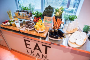 ISS Facility Services introduceert Eat Lean-foodconcept