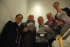 Chef Hostellerie De Hamert wint Zilveren Botermes 2017