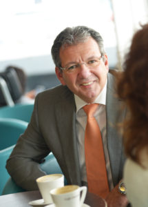 Walter Seib HMS Host: Bezorgen op Schiphol