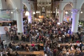 Burgemeester Den Haag opent Week van het Nederlandse Bier