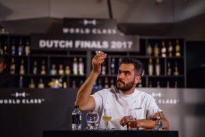 Alberto Matallana beste Bartender van Nederland