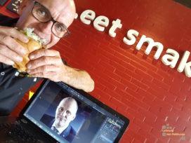 Scoren met creatieve producten: Trump Burger en Hammm…burgemeester