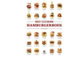Julius Jaspers komt met 'Het ultieme Hamburgerboek'