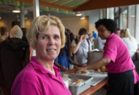 Anita Schoonbeek maakt zich sterk voor gezonde schoolkantine
