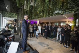 Hyatt Regency Amsterdam opent deuren officieel