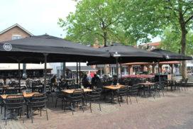 Terras Top 100 2017 nr. 83: Grandcafe 033, Bunschoten-Spakenburg