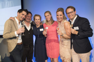 Sfeerimpressie Hotel Management Diner 2017