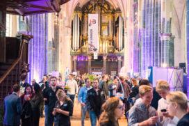 Horecabeurs Noord Nederland 2 oktober in Martinikerk Groningen