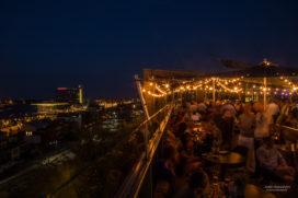 Terras Top 100 2017 nr. 88: SkyLounge, Amsterdam