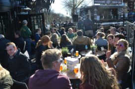 Terras Top 100 2017 nr. 21: Jack's Bier Café, Heemskerk