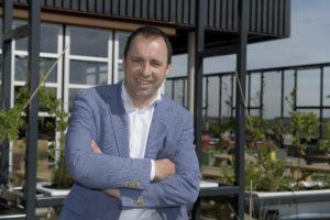 Richard Jonker, Oseven Catering: 'Meer ervaren voor hetzelfde budget'