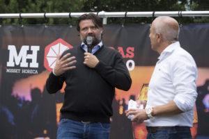 Hoofdjurylid Gert Boonen over de Terras Top 100: 'Iedereen maakt kans'