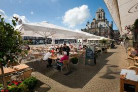 Terras Top 100 2017 nr. 38: Het Konings Huys, Delft