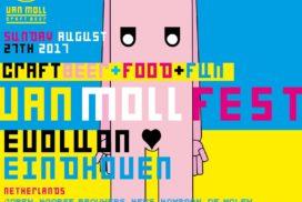 Derde editie Craft Beer Festival Van Moll Fest naar Evoluon