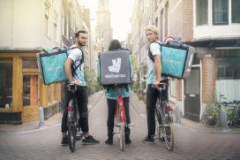 Deliveroo maakt van alle bezorgers zzp'ers
