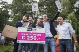 Terras Top 100: Champagne en vuurwerk bij The Harbour Club Rotterdam