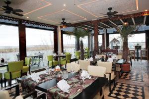 Horecainterieur: Het Indisch Veerhuys in Almere