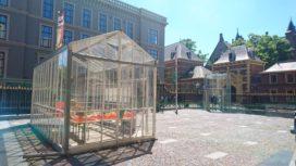 Museumstukken van topchefs op het bord in het Mauritshuis