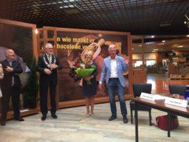 Koninklijke onderscheiding voor secretaris Gastronomisch Gilde