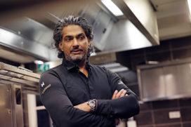 Soenil Bahadoer: pop-up restaurant in Mariakapel Den Bosch