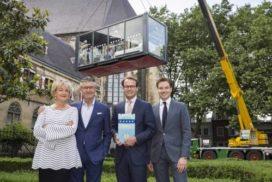 Kruisherenhotel Maastricht van Oostwegel Collection: eerste vijfsterrenhotel van Limburg
