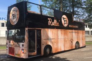 Rollin' restaurant brengt beleving met de bus