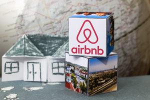 Flinke groei AirBnB in Nederlandse steden